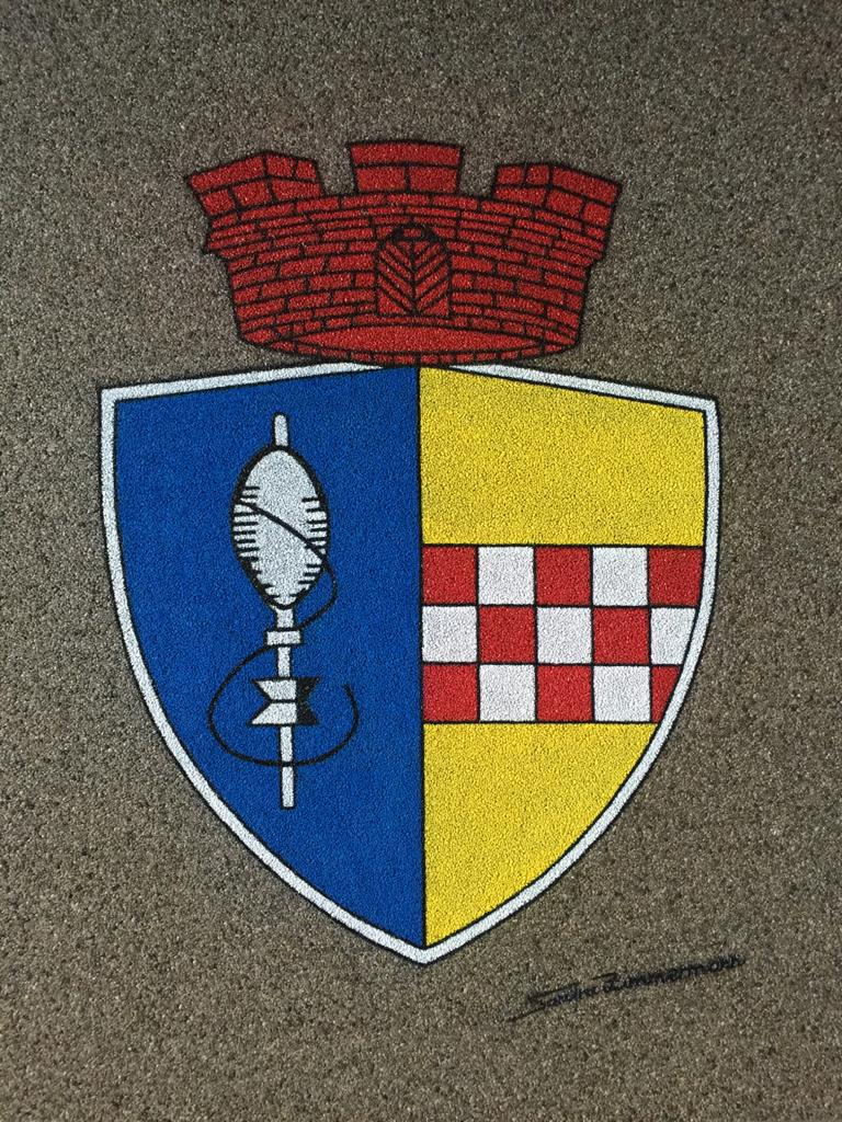 Gummersbach Airbrush Wappen