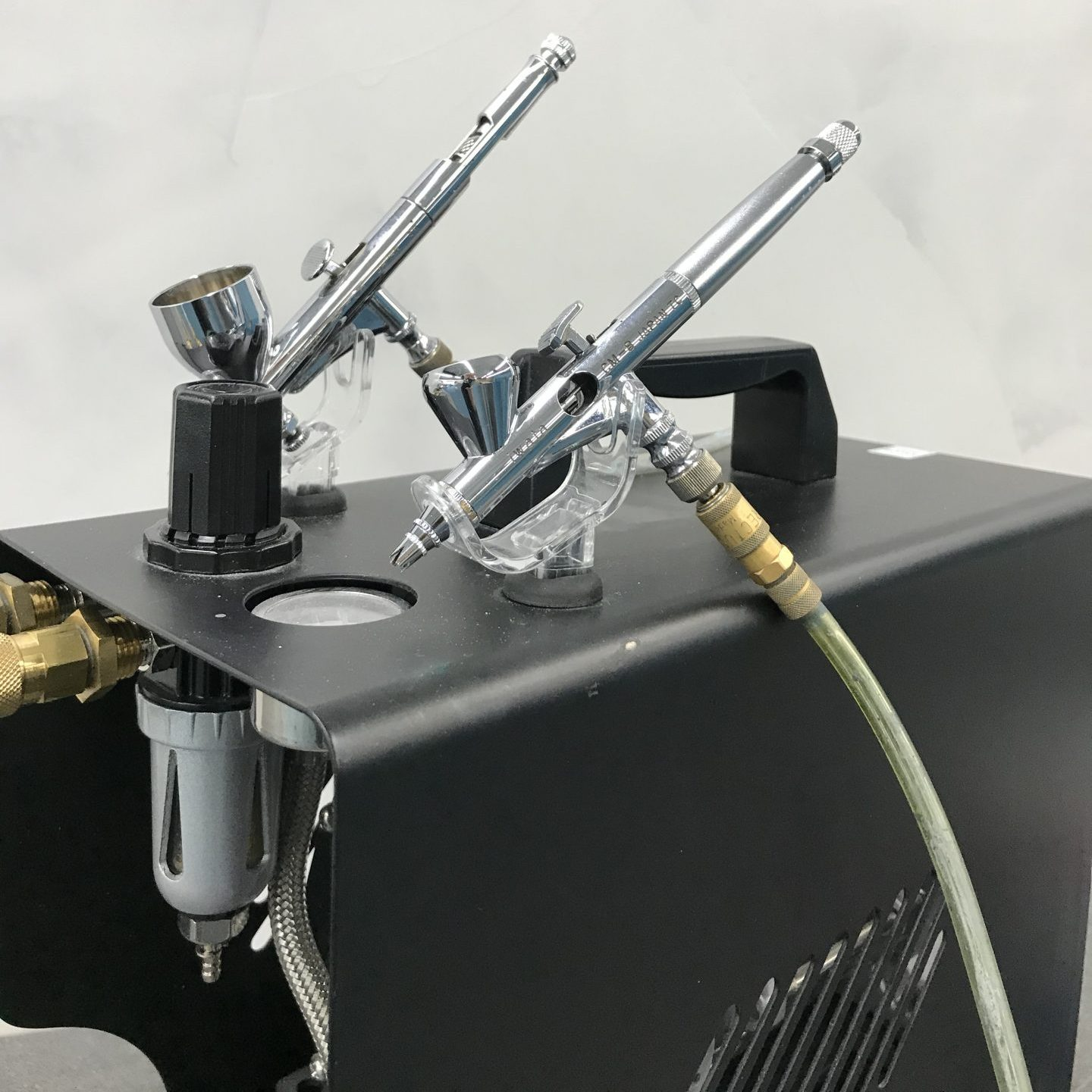 Airbrush Pistolen mit Kompressor